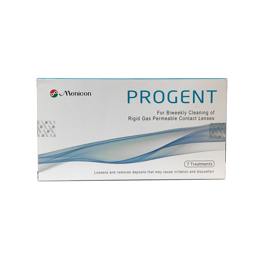 Progent 7 Treatment Box (RGP LENSES) - Case of 24