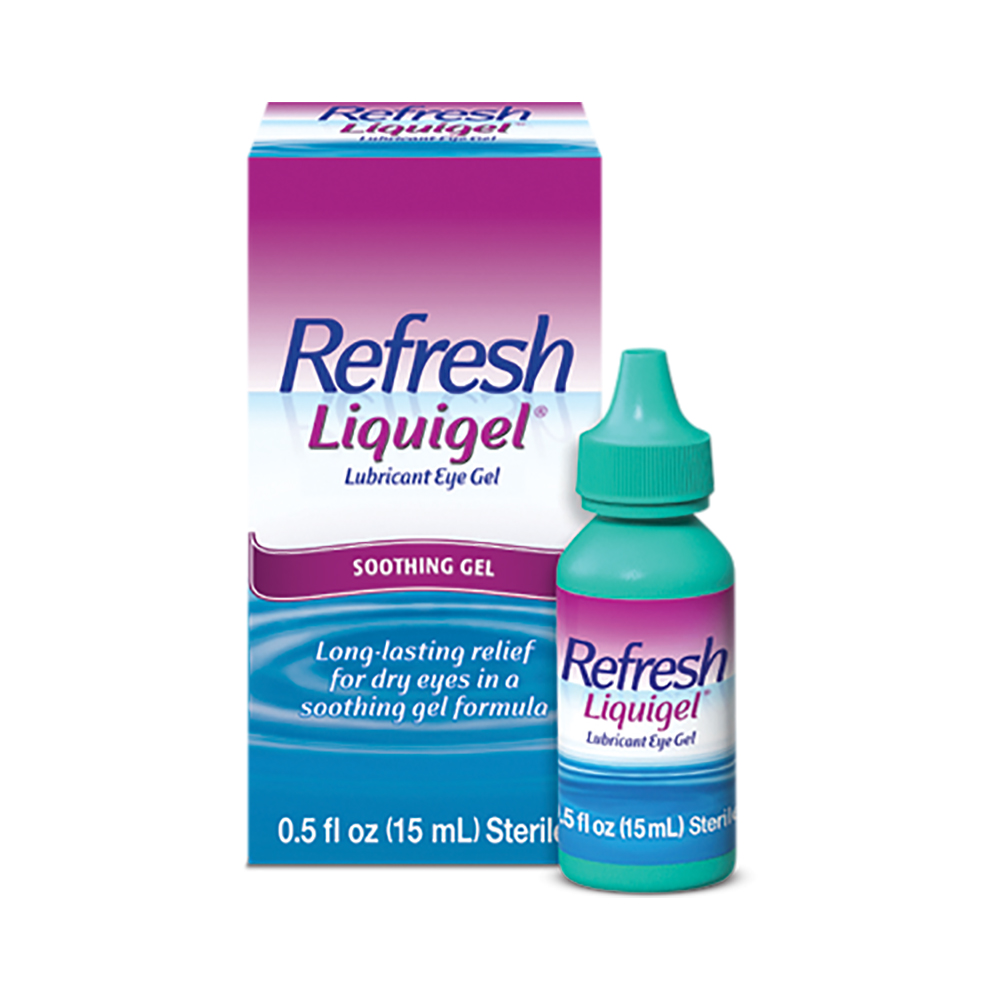 Refresh Lubricant Eye Gel