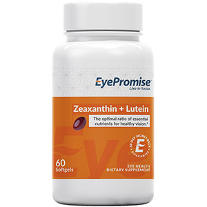 Related Product: EyePromise Zeaxanthin + Lutein