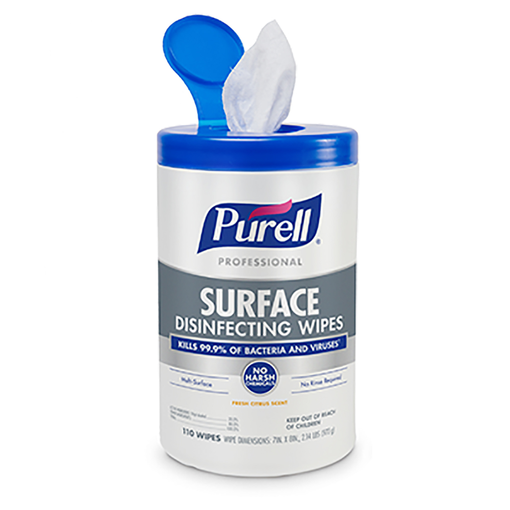 Purell Disinfecting and Sanitizing Wipe