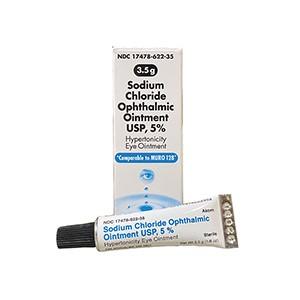 Sodium Chloride 5% Ointment