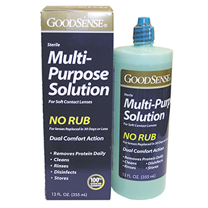 Related Product: Good Sense Multi-Purpose Solution