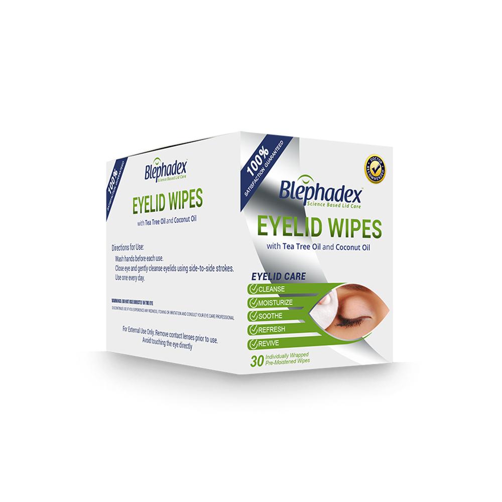 Belphadex Eyelid Wipes