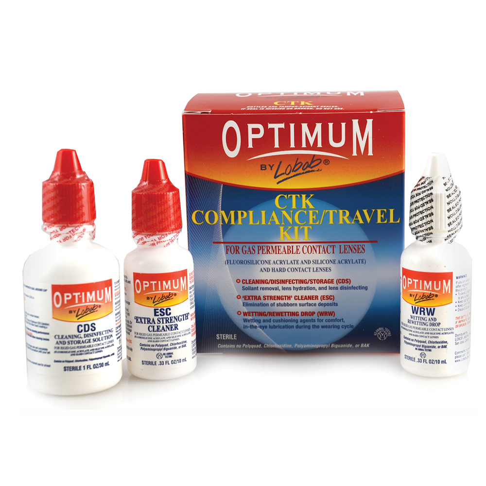 Optimum by Lobob Compliance Travel Kit (CTK) by the case