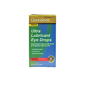 Good Sense® Ultra Lubricant Eye Drops