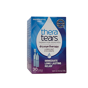 Related Product: Thera Tears® Single Use Units