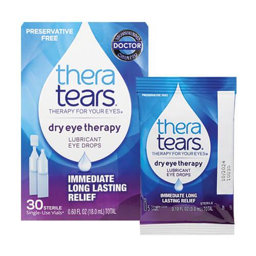 Thera Tears® Single Use Units