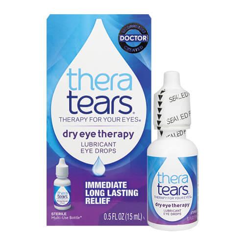 Thera Tears® Lubricant Eye Drops - Bottle