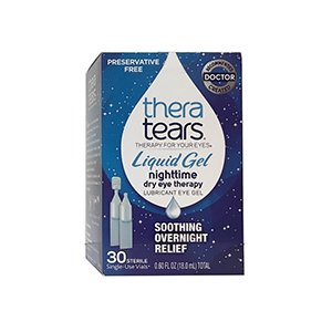 Thera Tears® Liquid Gel - Single Use Droppers