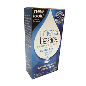 Thera Tears® Contact Lens Comfort Drops