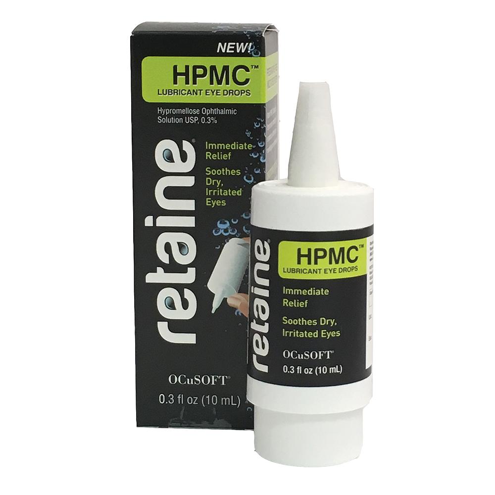 RETAINE HPMC 0.3% 10ML