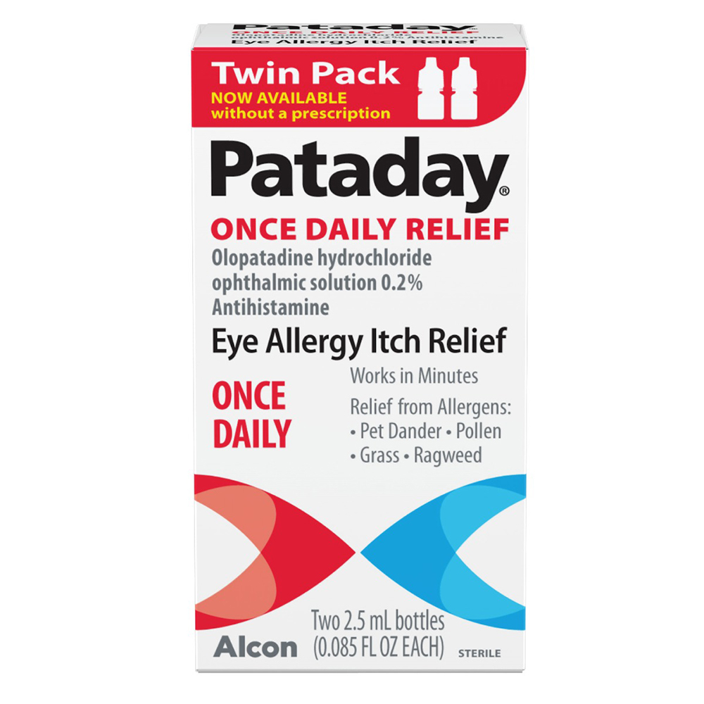 PATADAY® Once Daily Relief 2 x 2.5ml