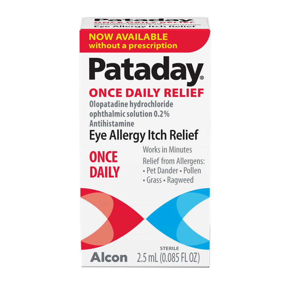 PATADAY® Once Daily Relief 2.5ml