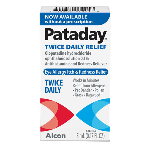 PATADAY® Twice Daily Relief 5ml