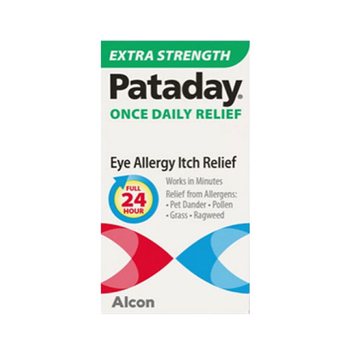 PATADAY® Extra Strength Once Daily Relief 2.5ml