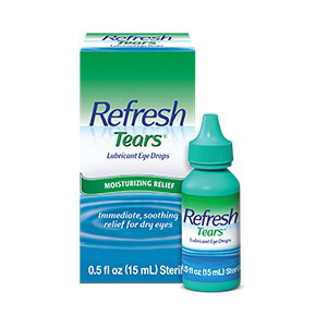 Refresh Tears® Lubricant Eye Drops
