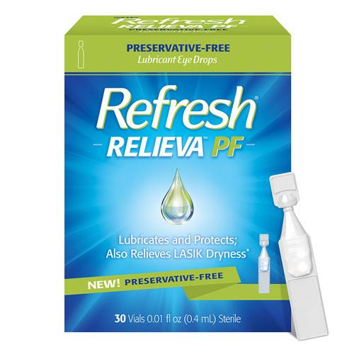 Refresh® Relieva™ PF Formula