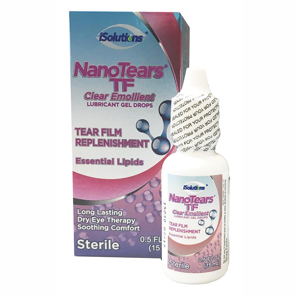 NanoTears® TF - Tear Film Replenishment Drops