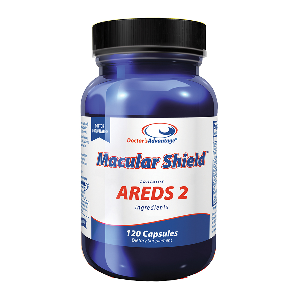 Macular Shield® AREDS 2 by Doctor's Advantage®