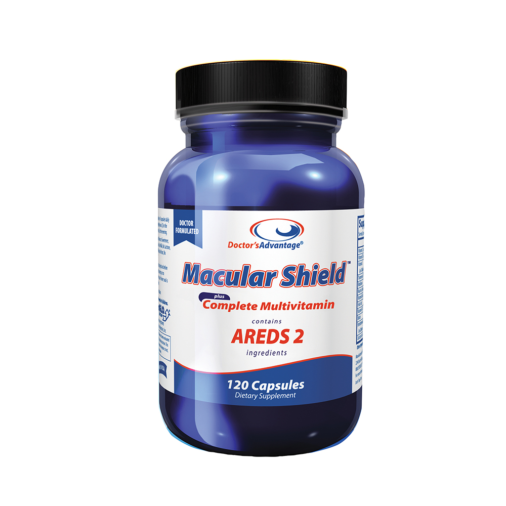 Macular Shield® plus Complete Multivitamin by Doctor's Advantatge®