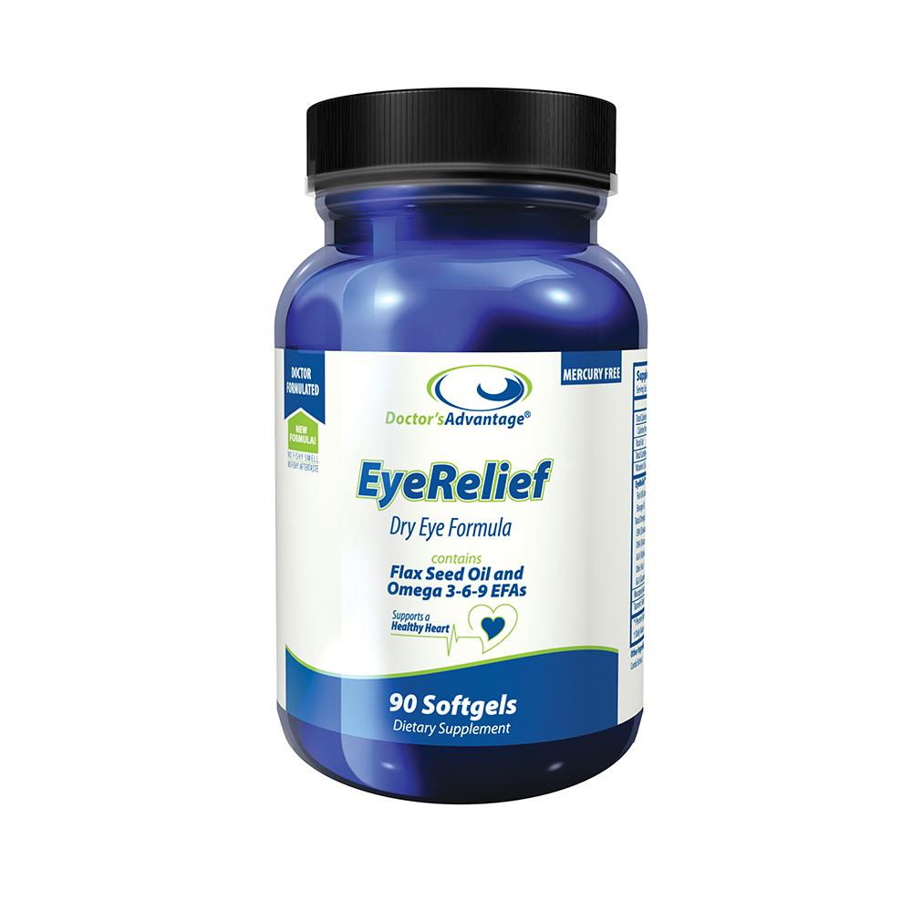 EyeRelief Dry Eye Formula™ by Doctor's Advantage®