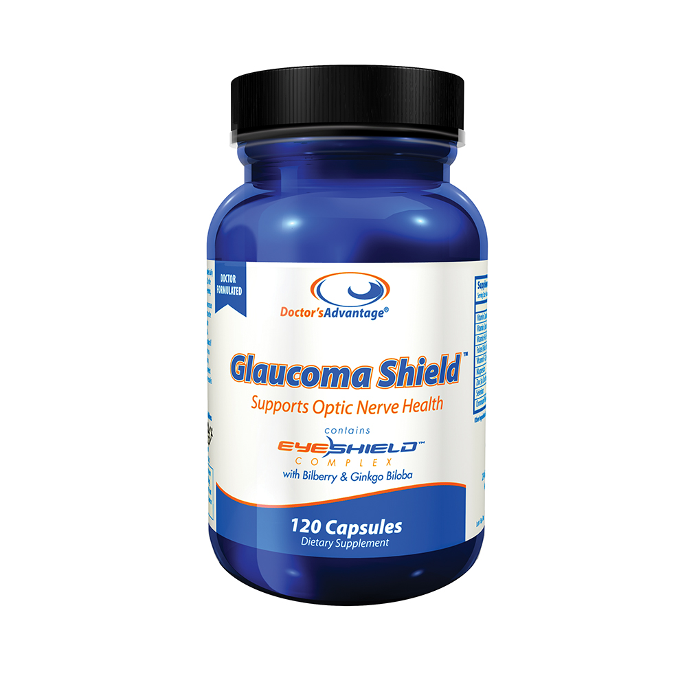 Glaucoma Shield™ by Doctor's Advantage®