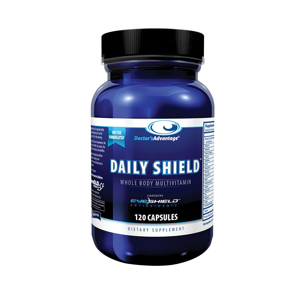 Daily Shield™ Multivitamin by Doctor's Advantage®