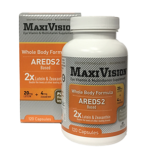 Related Product: MaxiVision Whole Body Formula