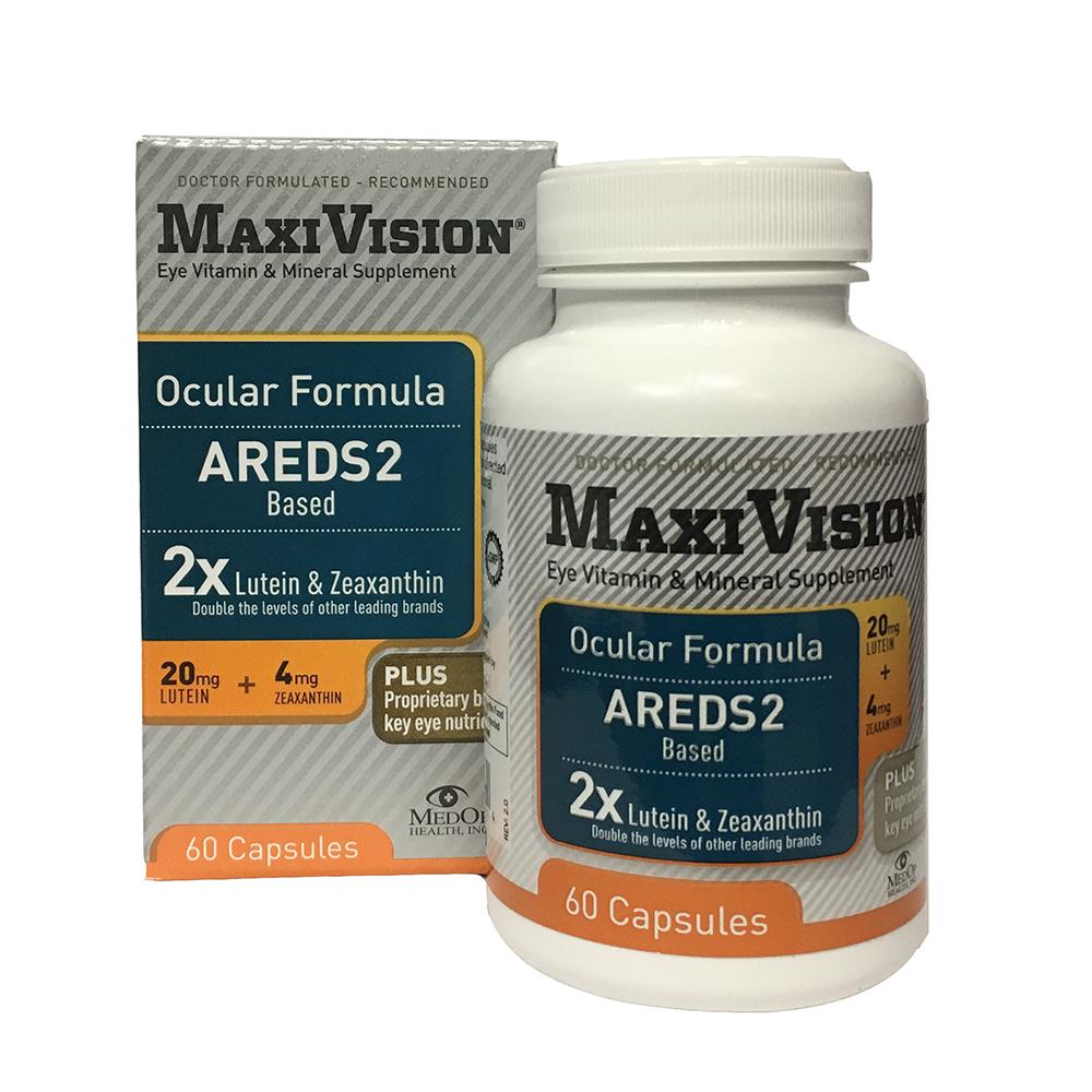 MaxiVision Ocular Formula