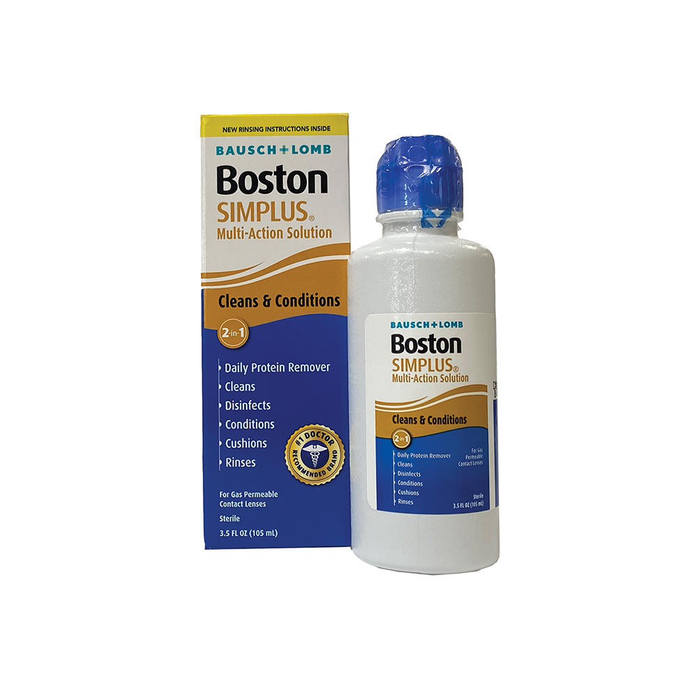 Boston Simplus Multi-Action Solution by the case