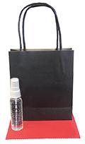 Related Product: AR Kleen 1oz Black Kraft Bag Lens Cleaning Kit - Imprinted Cleaner
