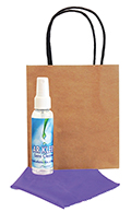 Related Product: AR Kleen® 2oz Kraft Bag Lens Cleaning Kit