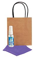 AR Kleen® 1oz Kraft Bag Lens Cleaning Kit