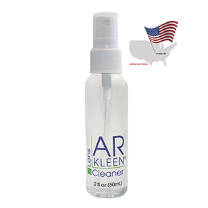 Related Product: AR KLEEN® 2017 - 2oz Multi-Purpose Lens Cleaner, Non-personalized