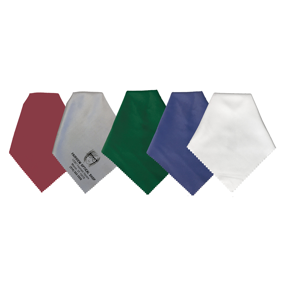 Standard Brushed Microfiber Cloths - Imprinted