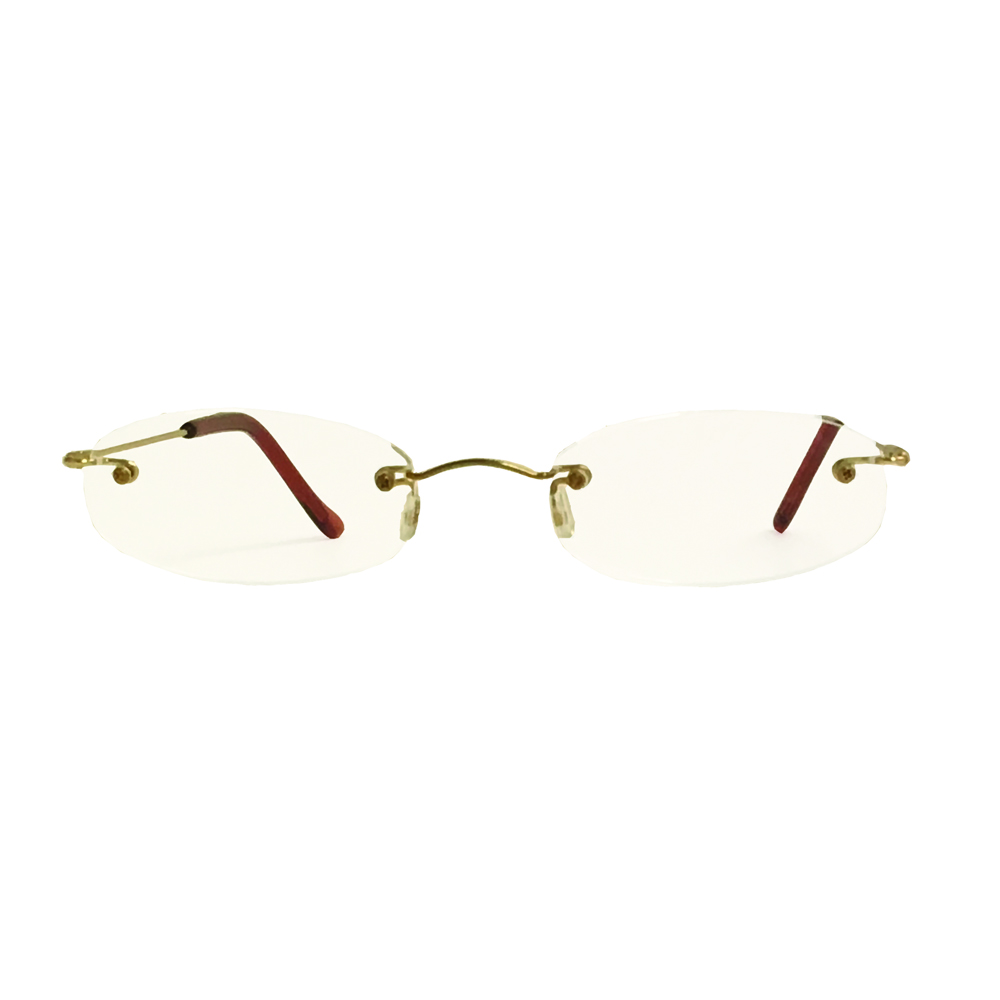 Rimless Gold