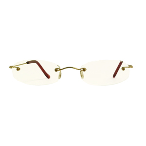Related Product: Rimless Gold