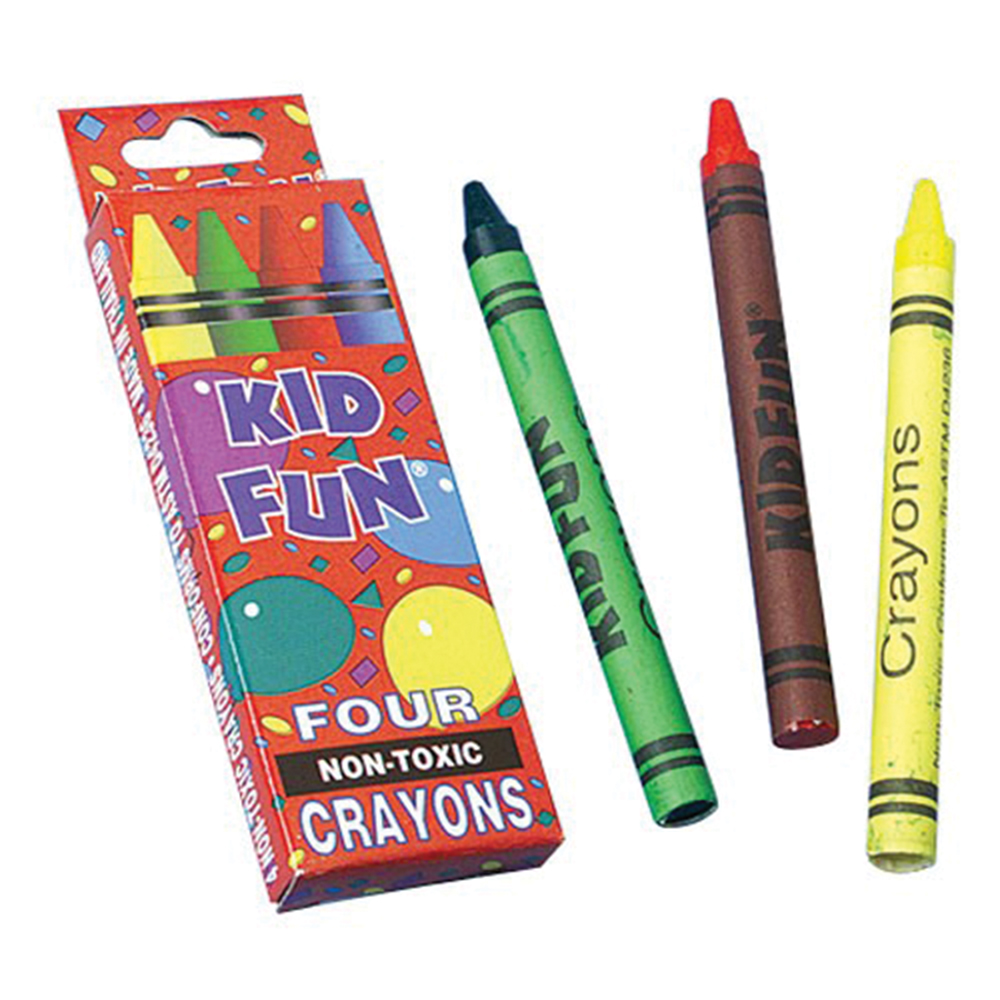 Kid Fun Crayons