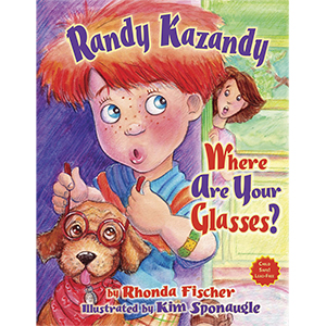 "Related Product: Book: ""Randy Kazandy, Where are Your Glasses?"""
