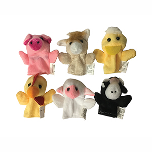 Related Product: Animal Finger Puppets