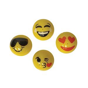 Smiley Poppers