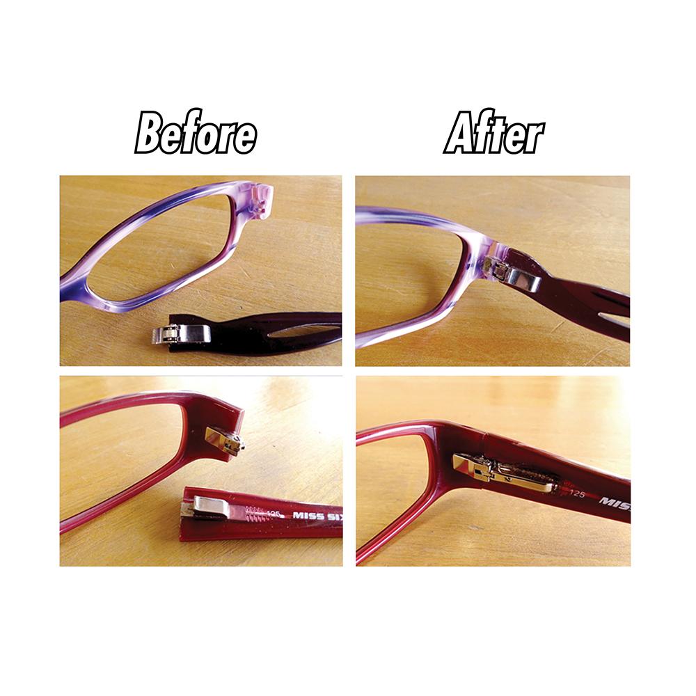Eyeglass Frame Repair Service - Standard: Eyeglass Repair ...