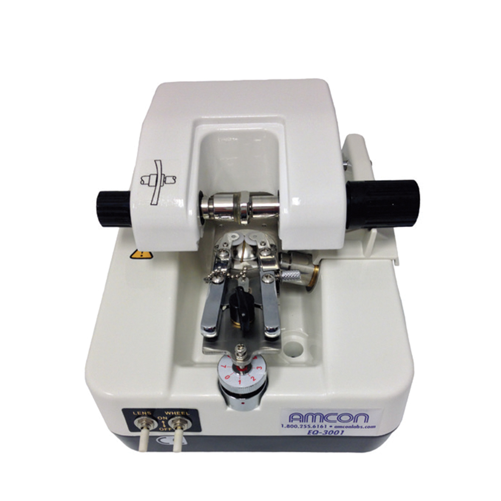 Automatic Grooving Machine by Amcon