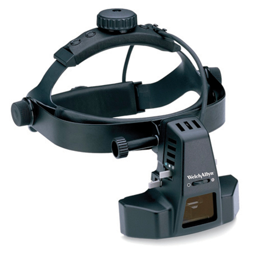Binocular Indirect Ophthalmoscope - with Headband & Cord