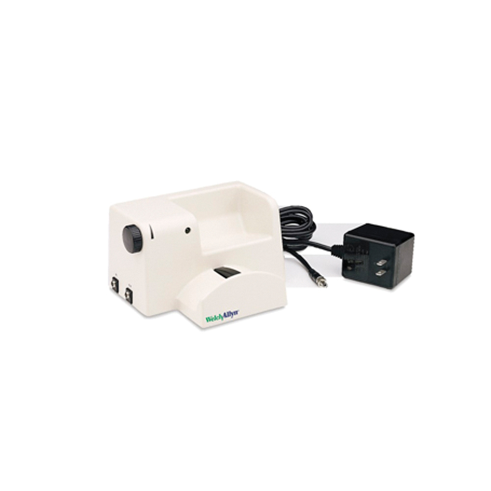 Wall/Desk Power Source for Binocular Indirect Ophthalmoscope
