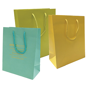 Personalized Euro Tote Bags - Tall, Matte Finish