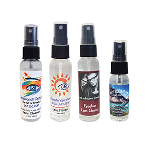 Related Product: AR Kleen® 2oz Lens Cleaner with Custom Full Color Labels