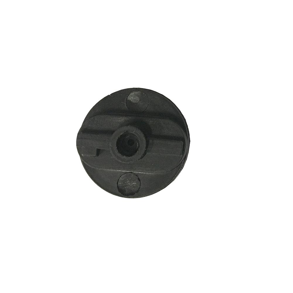 Lens Edging Block - AIT, Graphite