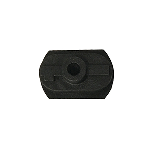 Related Product: Lens Edging Block - AIT, Graphite 1/2 Eye
