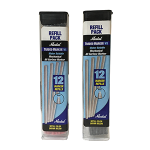 Related Product: TRADES-MARKER® WS Surface Marker Refill Pack
